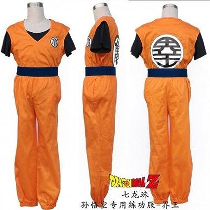 Manga Robe Cosplay Dragon Ball Z Dragon Ball Son Goku