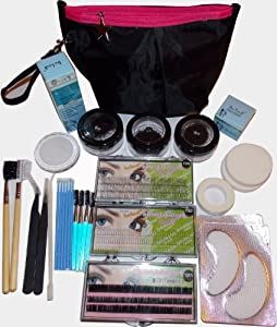 Salon Edition Eyelash Extension Kit By K-prof