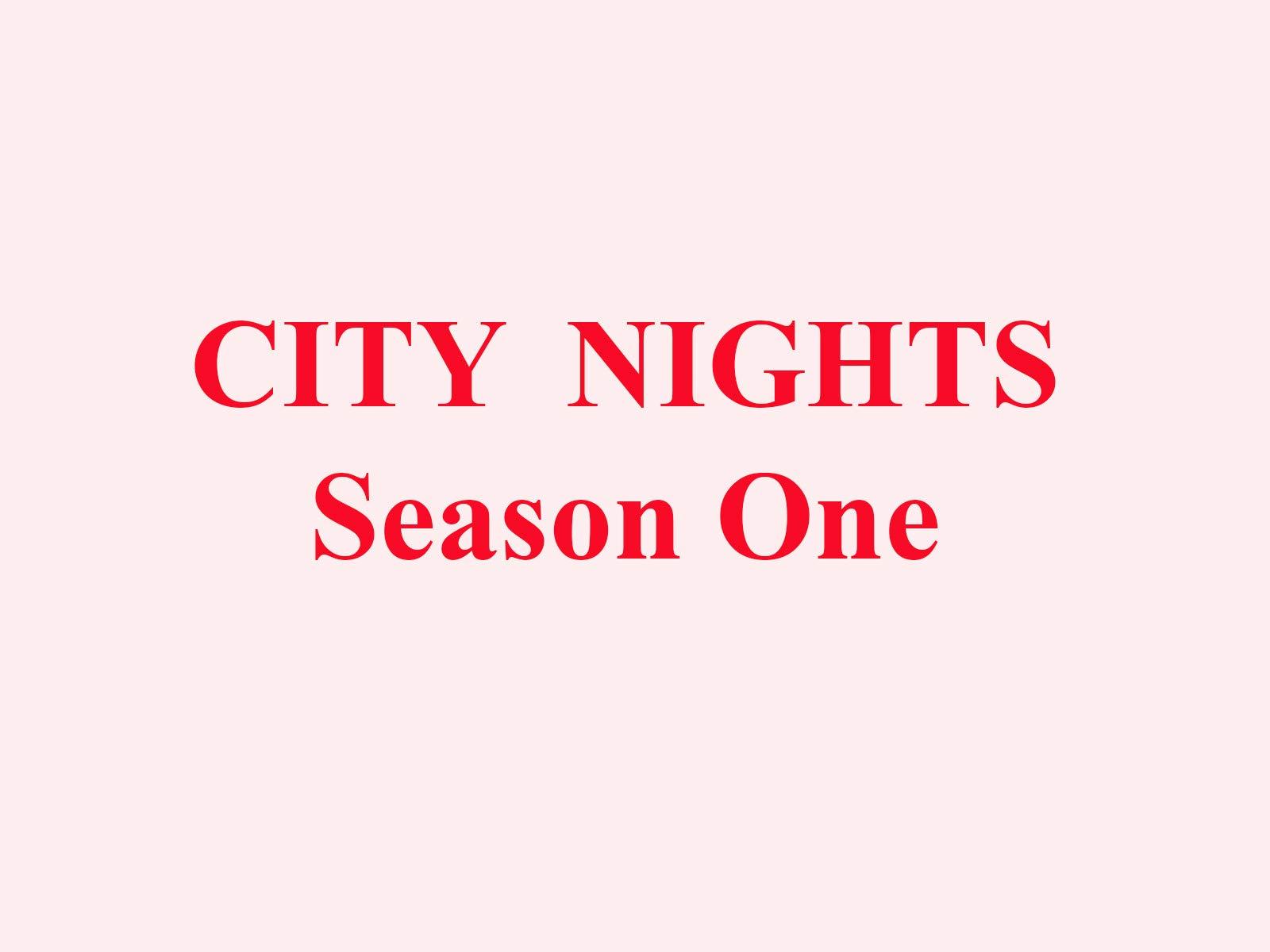 City Nights on Amazon Prime Video UK
