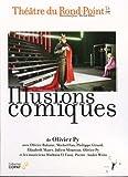 echange, troc Illusions comiques, de Olivier Py (Théâtre du Rond-Point)