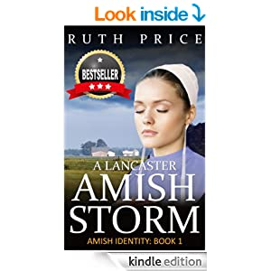 A Lancaster Amish Storm (Amish Identity (An Amish of Lancaster County Saga) - Book 1)