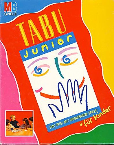 Tabu Junior – Das Spiel mit unsagbarem Spass! für Kinder.