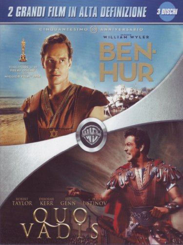 Ben-Hur + Quo vadis [Blu-ray] [IT Import]