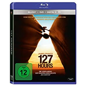127 Hours bluray