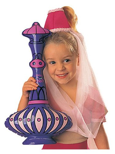 Jeannie's Bottle Costume Accessory