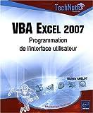 echange, troc Michèle Amelot - VBA Excel 2007 - Programmation de l'interface utilisateur