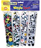 Wiggle Eyes Bonus Pack