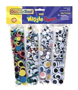 Wiggle Eyes Bonus Pack