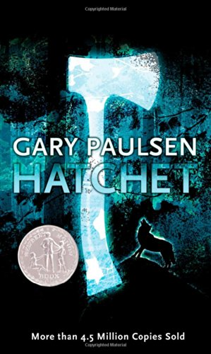 the story of a young boy stranded in the canadian wilderness in gary paulsens the hatchet Hatchet (gary paulsen) brian must learn to survive in the vast wilderness of the canadian northwoods a boy stranded in the woods after a terrible accident.