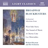 Various Composers Broadway Blockbusters