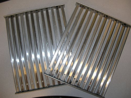 Tec Gas Grill Factory Replacement Cooking TWO Grates for Sterling II & Patio II