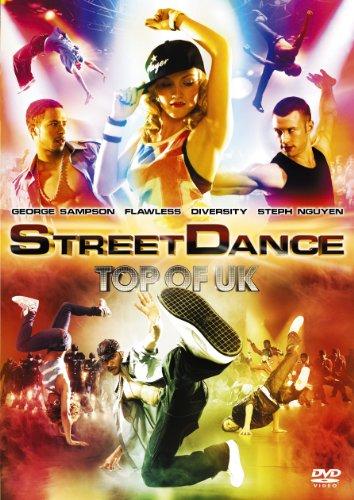ストリートダンス/TOP OF UK スペシャル・エディション [DVD]