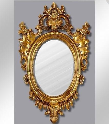 Barocco specchio da parete stile antico AfPu1501