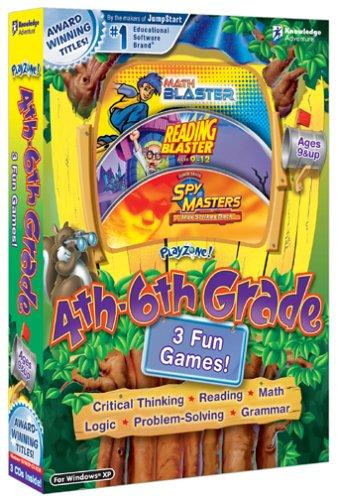 Playzone! 2003 4th - 6th Grade