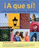 img - for A que si!, Enhanced (with iLrn(TM) Advance Printed Access Card) book / textbook / text book