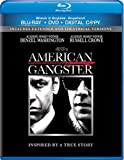 American Gangster (Blu-ray + DVD Combo) (Bilingual)
