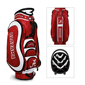 Alabama Crimson Tide Golf Bag by Waggle Pro Shop