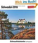 Schweden 2016: Sehnsuchtskalender, 53...