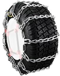 Security Chain Company 1065356 Max Trac Snow Blower Garden Tractor Tire Chain