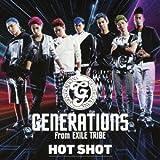 HOT SHOT (CD+DVD)