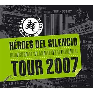 Héroes del silencio -  Tour 2007- CD 2