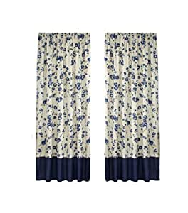 Montgomery 46 X 90 Inch Drop Per Curtain Polyester Cotton Wasabi Pack Of