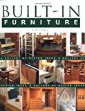 Built-In Furniture: A Gallery of Design Ideas (Idea Book) (1561583952) by Tolpin, Jim