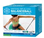 Gaiam Medium-Total Body Balanceball K...