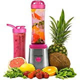 Andrew James - Smoothie Blender Standmixer Sportmixer inkl. 2x 600ml