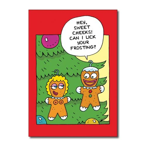 Pics photos merry christmas card sweet puppies humor greeting