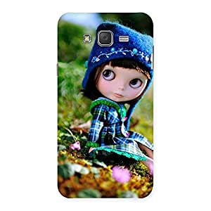 Special Kid Cute Multicolor Back Case Cover for Galaxy J7