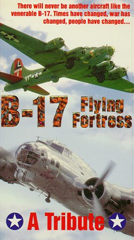 B-17 The Flying Fortress [VHS]