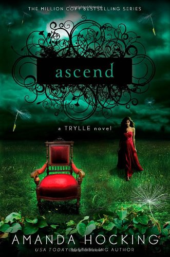 Cover of Ascend: A Trylle Novel