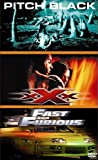 echange, troc Pitch Black / XxX / Fast and furious - Tripack 3 DVD