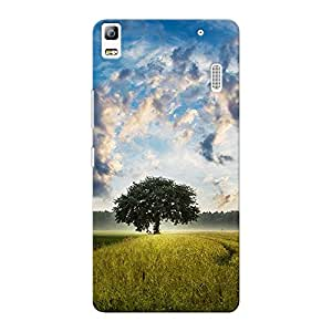 Mobile Back Cover For Lenovo K3 Note (Printed Designer Case)