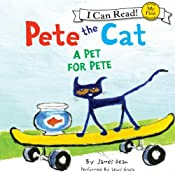 Pete the Cat: A Pet for Pete | James Dean