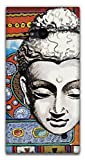 The Racoon Lean Buddhist Tapestry hard plastic printed back case / cover for Nokia Lumia 730