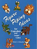 Figure Piping Ideas for Cupcakes & Larger Cakes