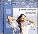 Autogenes Training Bei Spannungskopfschmerz