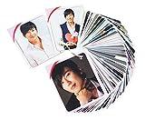 キム ナムギル Kim NamGil 韓国語 単語 カード 63枚入 ステキな写真と韓国語学習