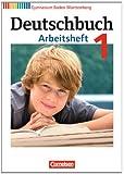 Deutschbuch Gymnasium - Baden-Württemberg - Neubearbeitung: Band 1: 5. Schuljahr - Arbeitsheft mit Lösungen