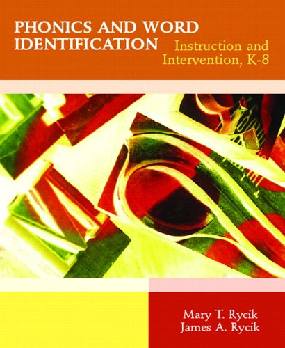 Phonics and Word Identification: Instruction and...