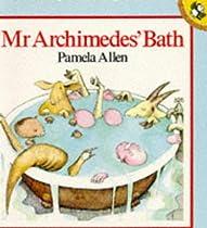 Mr. Archimedes' Bath (Picture Puffin)