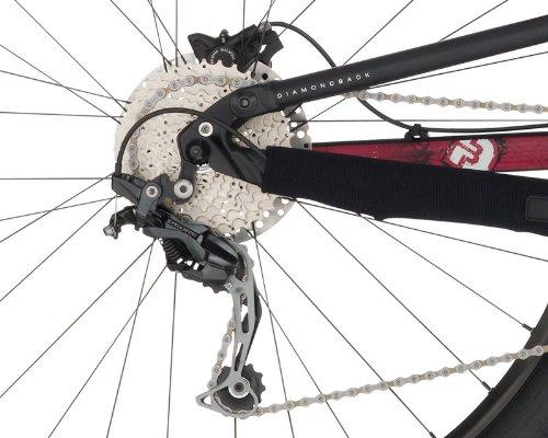 Diamondback 2012 Sortie29 1 Trail Full Suspension Mountain Bike (Black/Silver, 15.5-Inch/ Small)