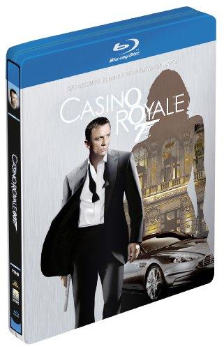 Casino Royale (Steelbook) [Blu-ray]