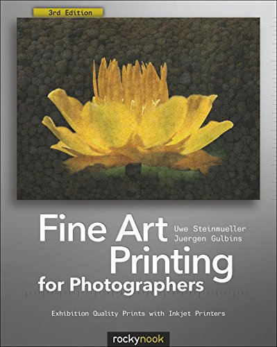 Download Fine Art Printing for Photographers: Exhibition Quality Prints with Inkjet Printers