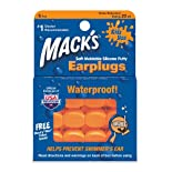 Mack's Ear Plugs, Pillow Soft, Kidz Size, 6 ct.