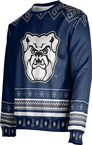 ProSphere Adult Butler University Ugly Holiday Festive Sweater (Butler Bulldogs Sweatshirt compare prices)