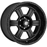 "Pro Comp Alloys Series 89 Wheel with Flat Black Finish (16x8""/6x139.7mm)"