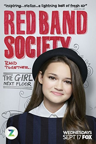 Red Band Society Season 1 008 Waterproof Plastic Poster Great Gift Outdoor Garden Bathroom (The Red Band Society compare prices)
